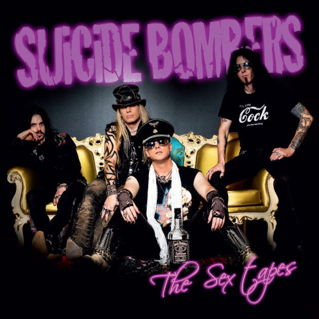Suicide Bombers - The Sex Tapes