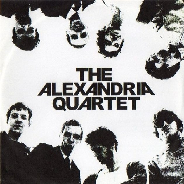 Alexandria Quartet - Into the Light/Tonight