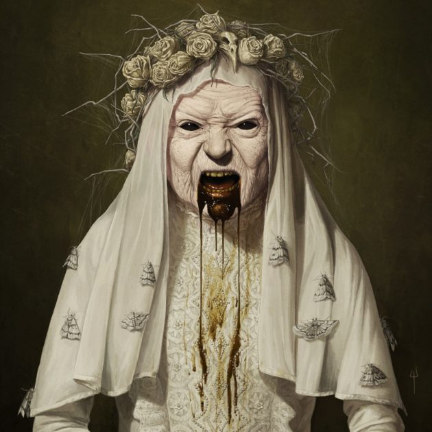 Anders Buaas - The Witches of Finnmark