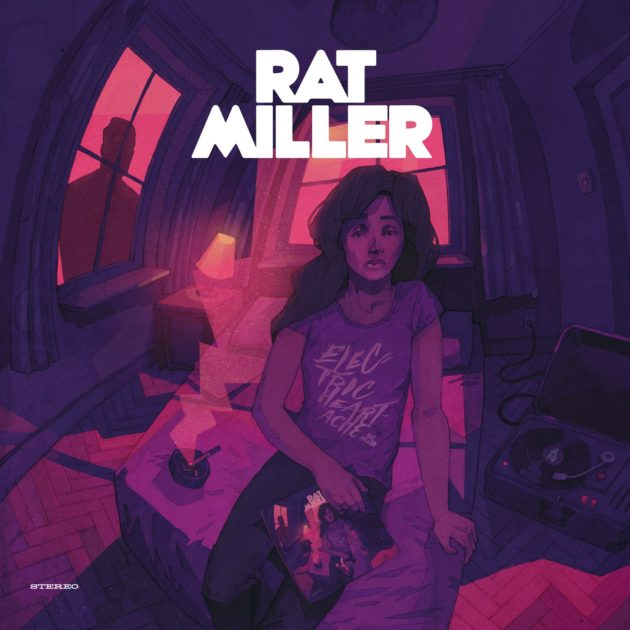 Rat Miller - Electric Heartache