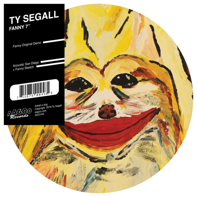Ty Segall - Fanny LTD Picture Disc