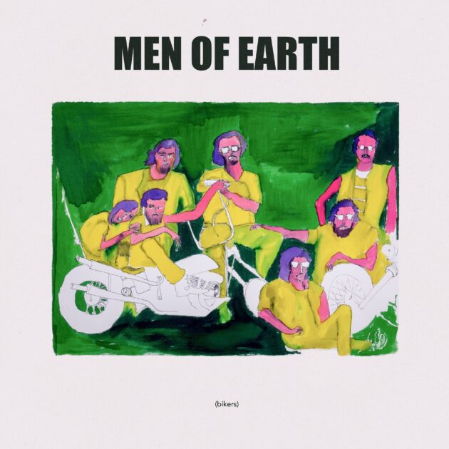 Men Of Earth - (bikers)