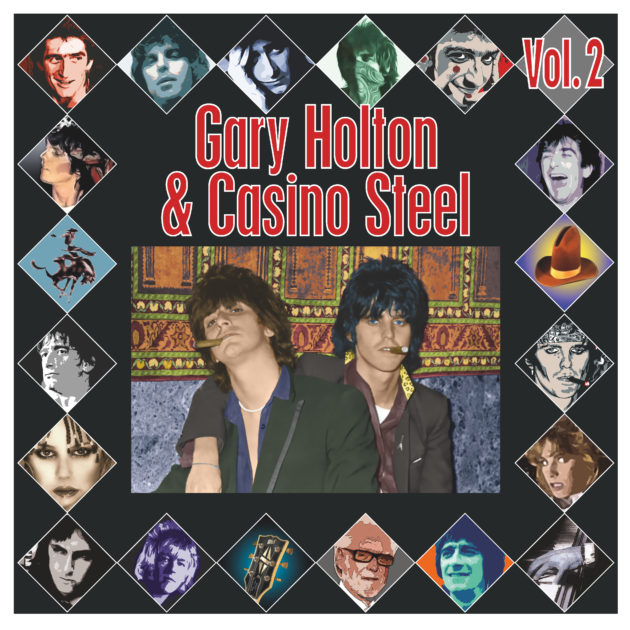 Gary Holton & Casino Steel - The Ballad of Holton & Steel vol. 2