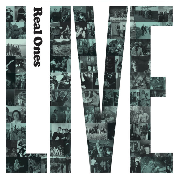 Real Ones - Live