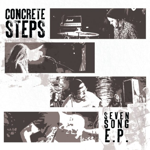 Concrete Steps - Seven Song EP