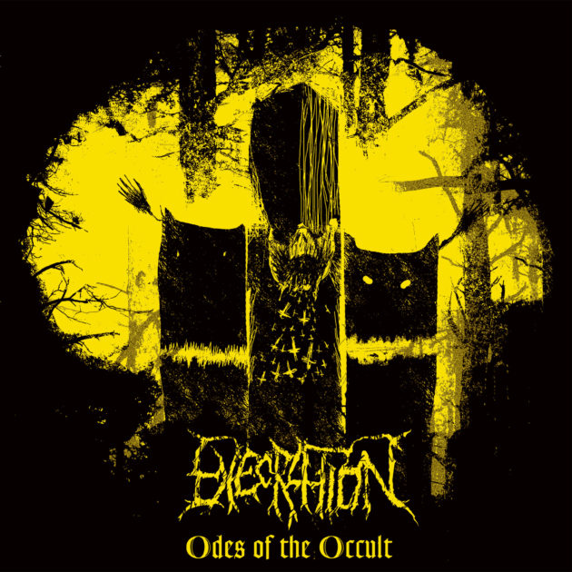 Execration - Odes Of The Occult