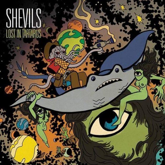 Shevils - Lost In Tartarus