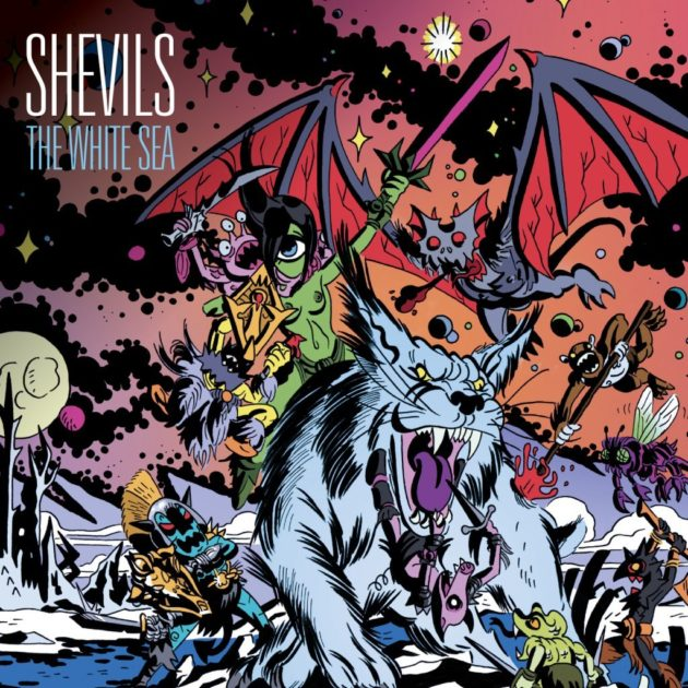 Shevils - The White Sea LTD