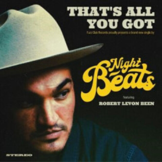 Night Beats Feat. Robert Levon Been - That's All You Got