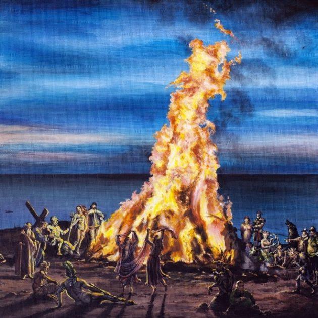 De Underjordiske - Ind I Flammerne