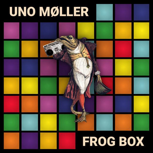 Uno Møller - Frog Box