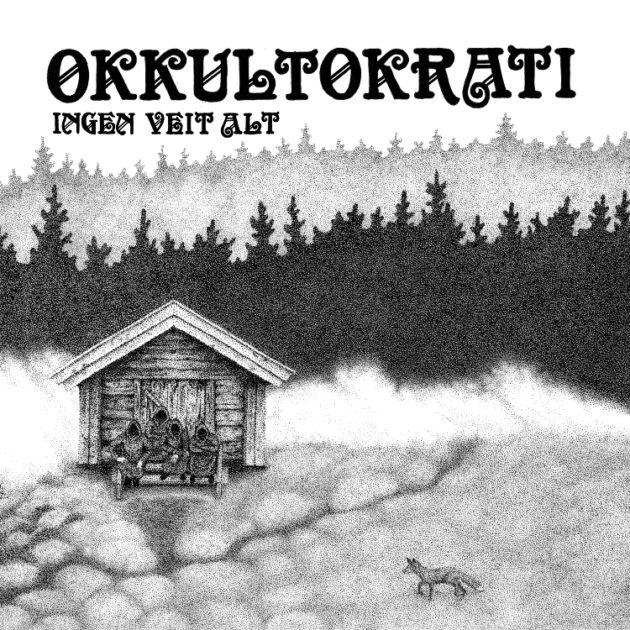 Okkultokrati - Ingen Veit Alt (LTD BROWN VINYL)