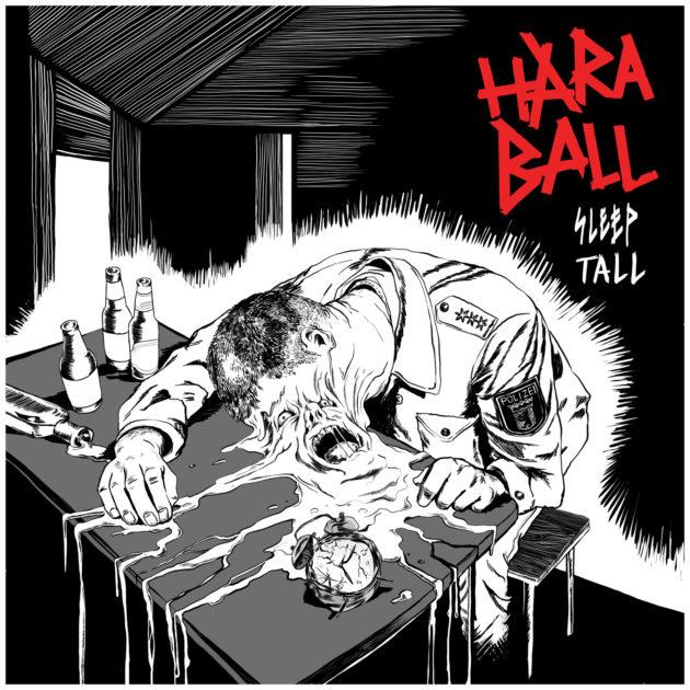 Haraball - Sleep Tall (Black vinyl)