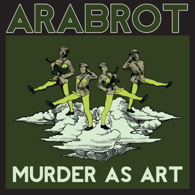 Årabrot - Murder As Art