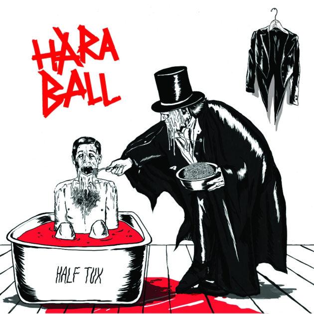 Haraball - Half Tux