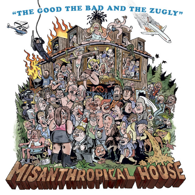 The Good, The Bad & The Zugly - Misanthropical House