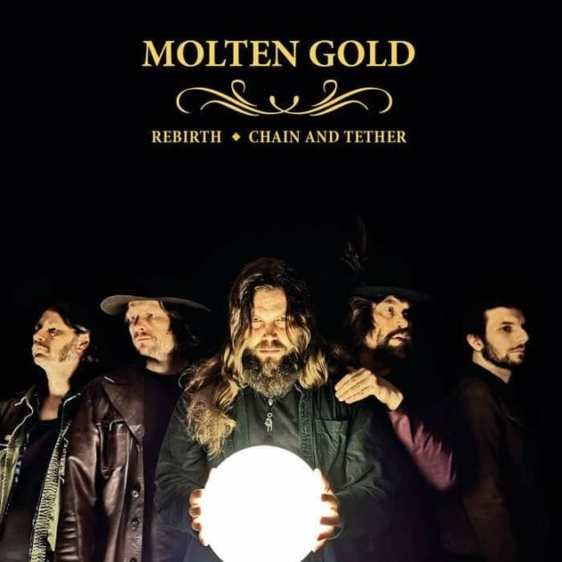 Molten Gold - Rebirth/Chain and Teether