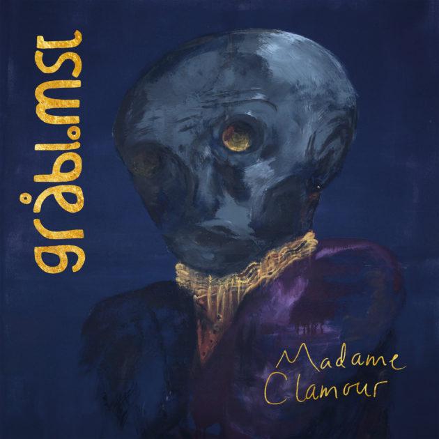 Gråblomst - Madame Clamour