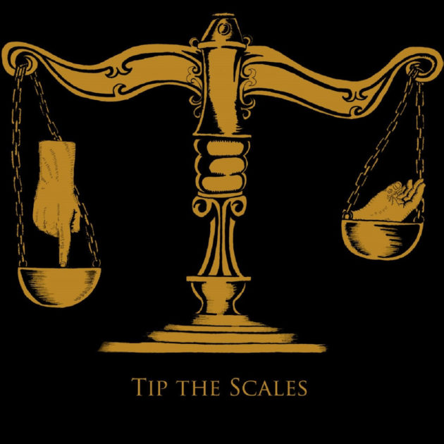 Tip The Scales - Tip The Scales LTD single-sided 12""