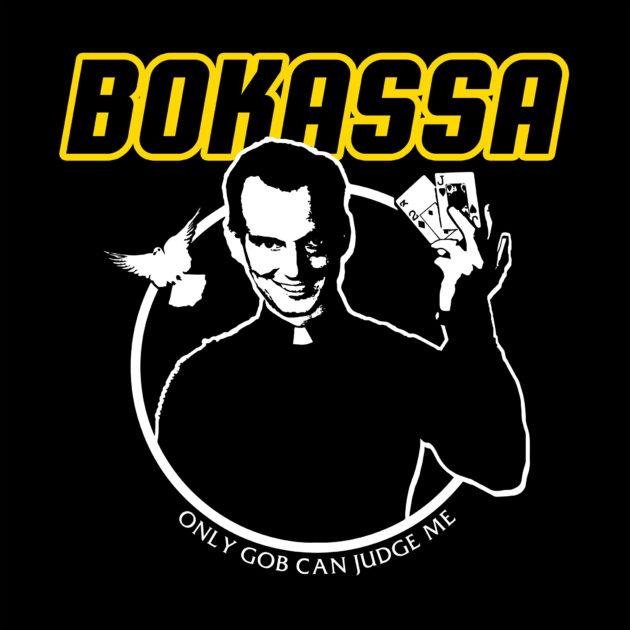 Bokassa - Only GOB Can Judge Me
