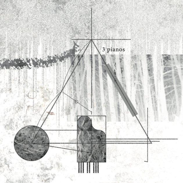 Tanaka/ Lindvall/ WallumrØd - 3 pianos