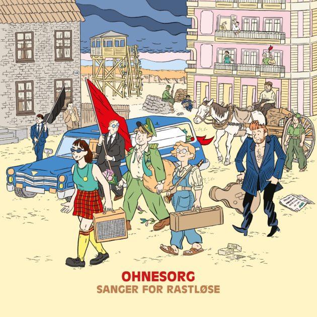 Ohnesorg - Sanger For Rastløse