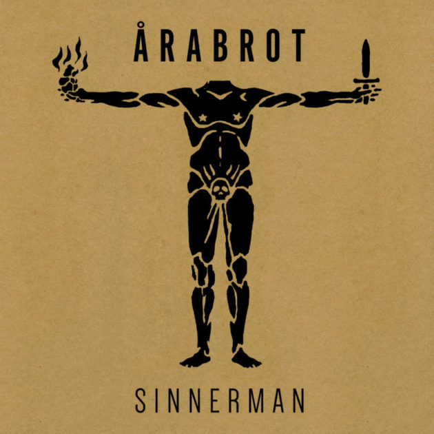 Årabrot - Sinnerman
