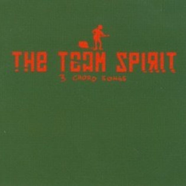 Team Spirit - 3 Chord Songs