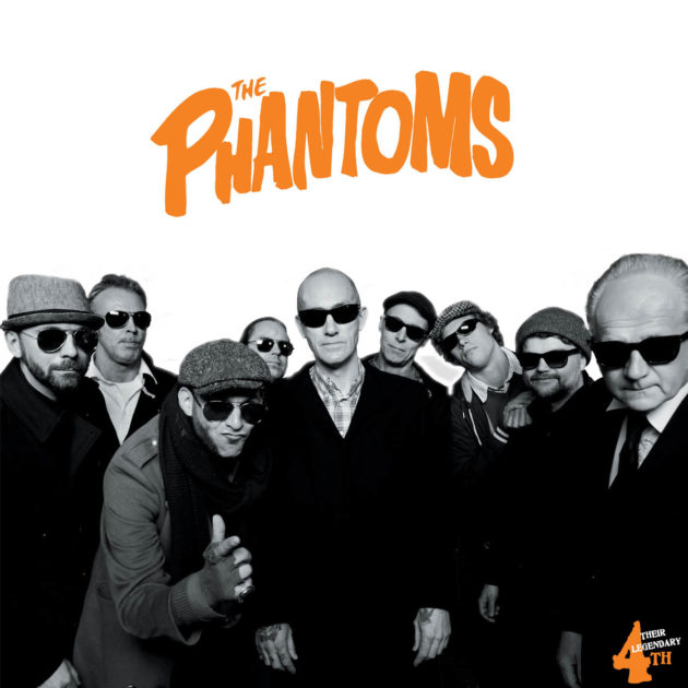 Phantoms - Their Legendary 4th