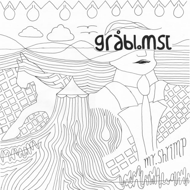 Gråblomst - Mr. Shrimp