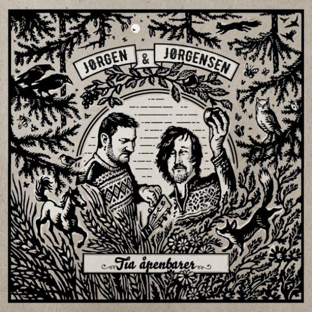 Jørgen & Jørgensen - Tia Åpenbarer
