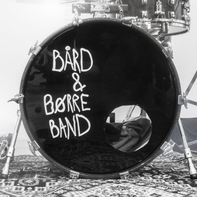 Bård & Børre Band - Bård & Børre Band