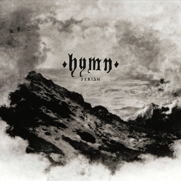 Hymn - Perish (Blood Red Reissue)