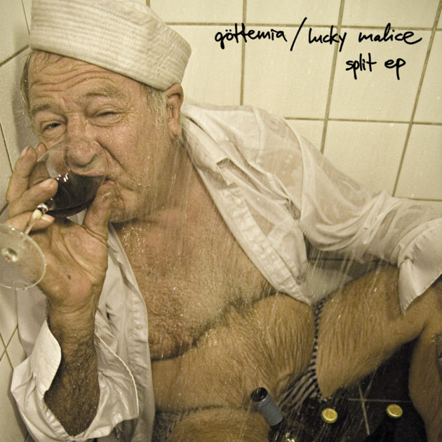 GÖttemia/ Lucky Malice - Split EP