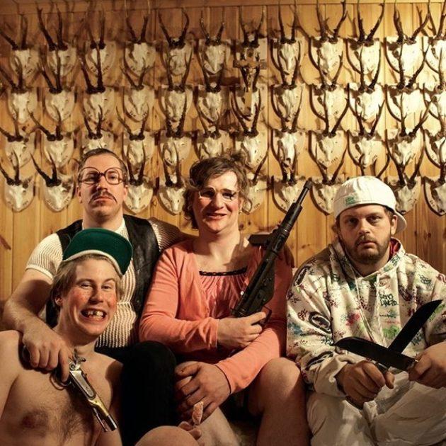 Göttemia - Trigger Happy Fat Family