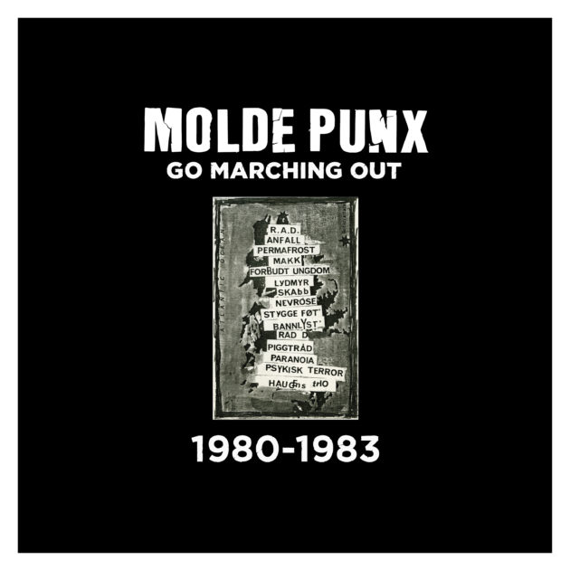V/a - Moldepunx Go Marching Out