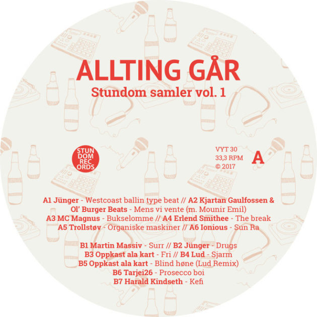 V/a - Allting går – Stundom samler vol. 1