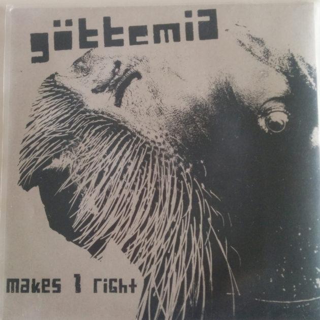 Freedumb/Göttemia - 2 Wrongs Makes 1 Right - Split