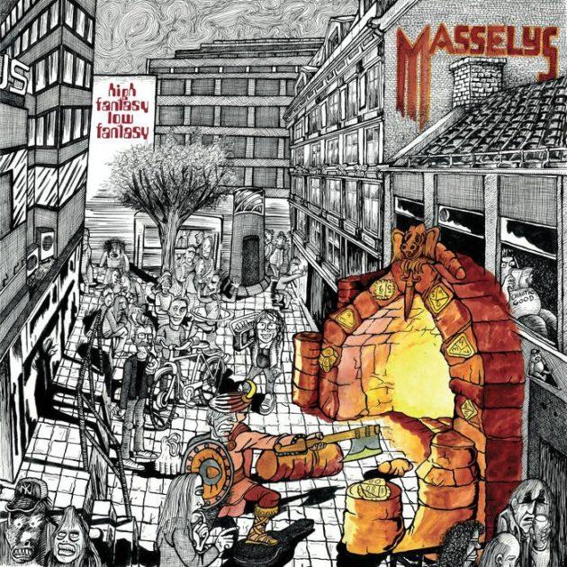 Masselys - High Fantasy/Low Fantasy