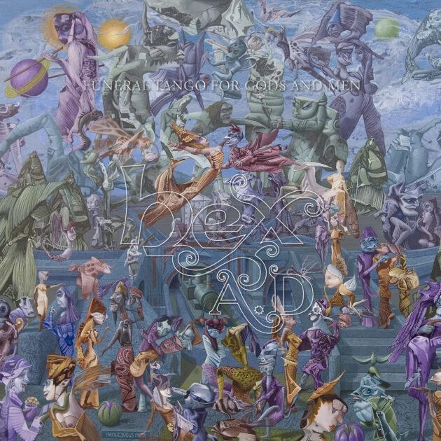 Hex A.d. - Funeral Tango for Gods & Men