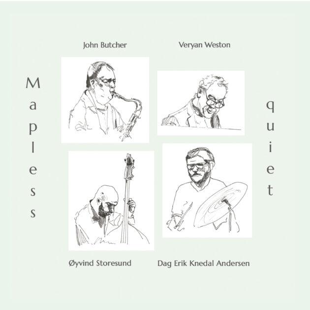 Butcher/weston/storesund/knedal Andersen - Mapless quiet