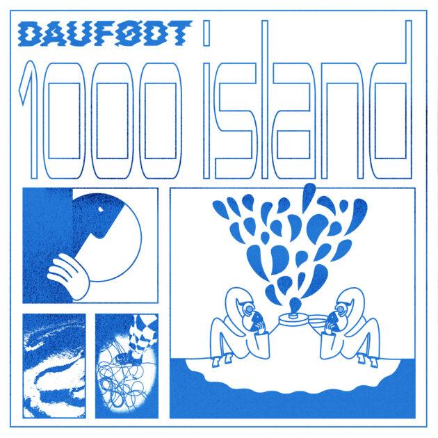 Daufødt - 1000 Island