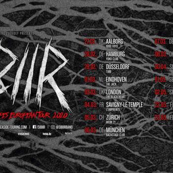 SIBIIR announce EU tour